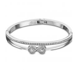 Bracelet rigide acier LOTUS STYLE LS2088-2/2