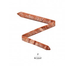 bracelet montre bandana en soie Gabriel Rivaz S26