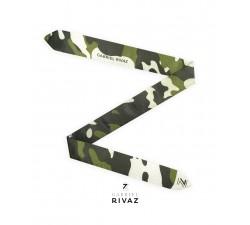 bracelet montre camouflage en soie Gabriel Rivaz S33