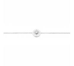 Bracelet argent 925/1000 et oxyde de zirconium by Stauffer