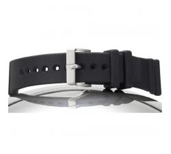 Bracelet de montre P.U SIERRA noir 18/18mm 8994601