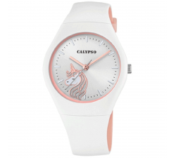 Montre Calypso Sweet time Licorne femme K5792/1