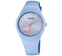 Montre Calypso Sweet time Licorne femme K5792/3
