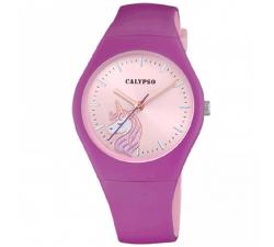 Montre Calypso Sweet time Licorne femme K5792/5