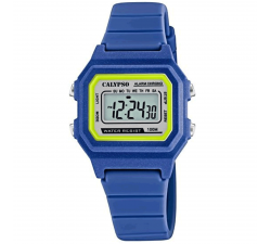 Montre Calypso enfant Digital crush K5802/5