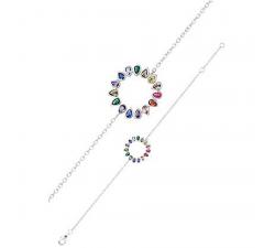Bracelet GO Mademoiselle argent 925/1000 601531