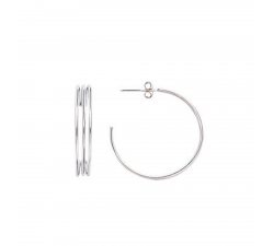 Boucles d'oreilles GO Mademoiselle argent 925/1000 602537
