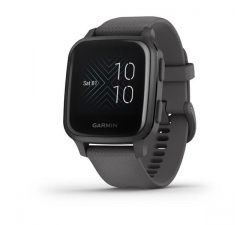 Montre Garmin Venu® Sq Grey avec bracelet silicone Grey 010-02427-10