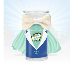 Bougie Super Dad (Médaille) Jewel Candle 1702502FR