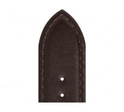 Bracelet de montre Veau NEPTUNE Marron 24/22mm Mat Etanche 7232403