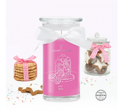 Bougie Sweet cookies (Boucles d'oreilles) Jewel Candle 211514FR-B