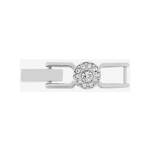 Fermoir Bracelet Angelic, blanc, métal rhodié Swarovski 5099269