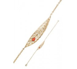 Bracelet GO Mademoiselle plaqué or jaune 605544