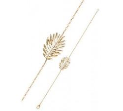 Bracelet GO Mademoiselle plaqué or jaune 605549