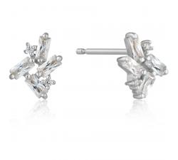 Boucles d'oreilles femme argent 925/1000 Ania Haie Glow getter E018-05H