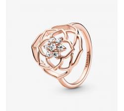 Bague Spectaculaire Pétales de Rose Pandora Rose 189412C01