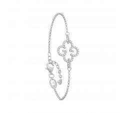 Bracelet femme argent 925/1000 Charles Garnier Paris 1901 LEGENDE AGF170026B