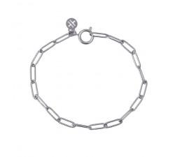 Bracelet Liens en acier - Anartxy BPU074 PL