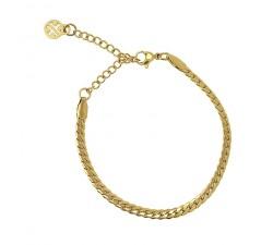 Bracelet Chains en acier - Anartxy BPU160 D