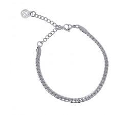 Bracelet Chains en acier - Anartxy BPU160 PL