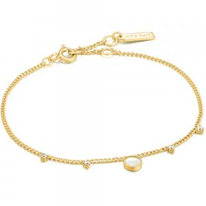 Bracelet femme argent 925/1000 Ania Haie Hidden Gem B022-03G