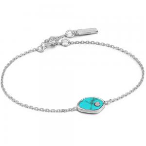 Bracelet femme argent 925/1000 Ania Haie Turning Ties B027-01H