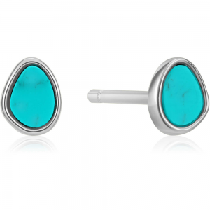 Boucles d'oreilles femme argent 925/1000 Ania Haie Turning Ties E027-04H