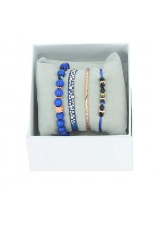 Strass Box Bobo chic Les interchangeables Bleu 84 A59404