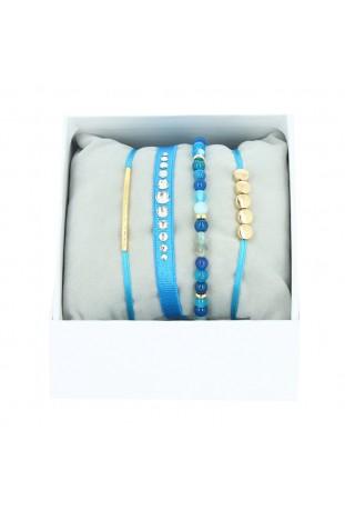 Strass Box Glam Les interchangeables Bleu 138 A85137