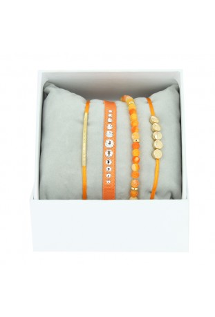 Strass Box Glam Les interchangeables Orange 2 A85173