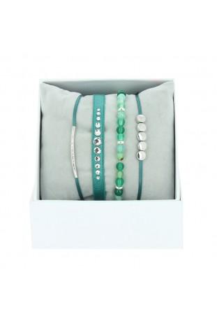 Strass Box Glam Les interchangeables New Vert 1 A85224