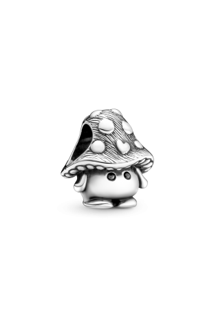 Charm Pandora champignon mignon en argent 925/1000 799528C01