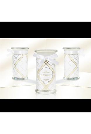 Bougie Elegance (Boucles d'oreilles) Jewel Candle 202337FR