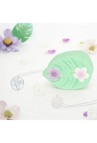 Boule de Bain Tropical (Boucles d'oreilles) Jewel Candle 228369FR