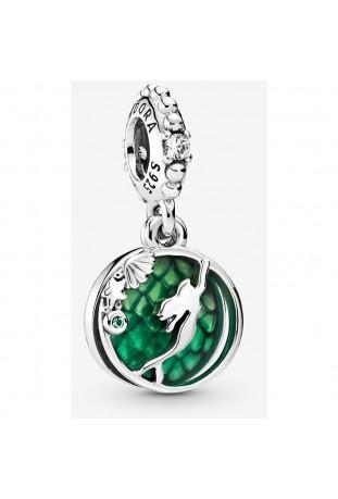 Charm Pandora Pendant Disney Ariel en argent 925/1000 798231CZ