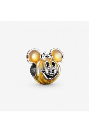 Charm Pandora Disney, Citrouille Mickey Mouse en argent 925/1000 799599C01