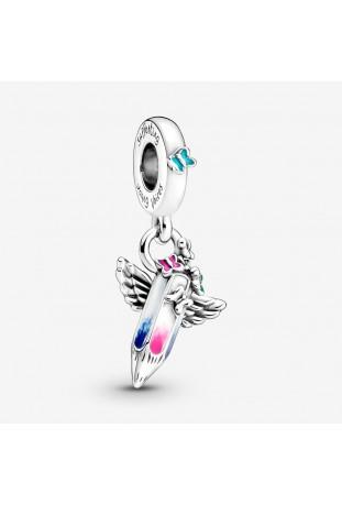 Charm Pandora à dangle Crayon Rêves d'Avenir en argent 925/1000 799600C01