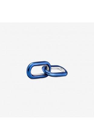Double Link Bleu électrique Pandora ME 799663C01
