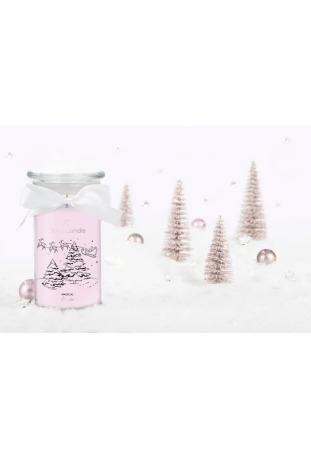 Bougie Magical Winter, (Boucles d'oreilles), Jewel Candle 201268FR-B