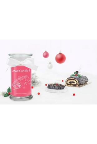 Bougie Delicious Christmas, (Boucles d'oreilles), Jewel Candle 201274FR-B