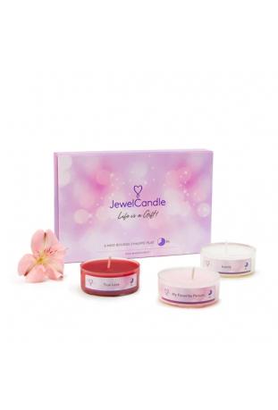 Tea Lights Box, Jewel Candle 2240652FR