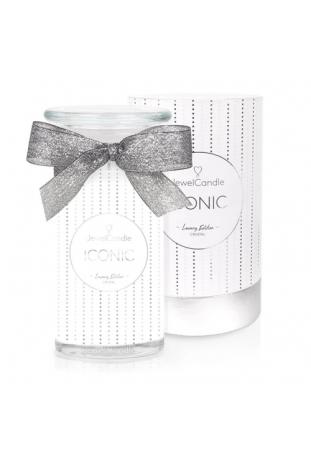 Bougie Iconic Premium édition, (Boucles d'oreilles), Jewel Candle 234308FR-B
